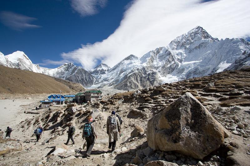 Everest Base Camp - Gorak Shep - Nepal