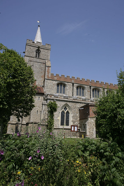 st mary the virgin- essex