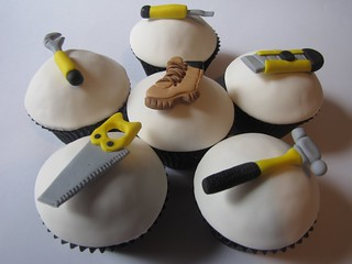 Home Renovation Cupcakes | by clevercupcakes