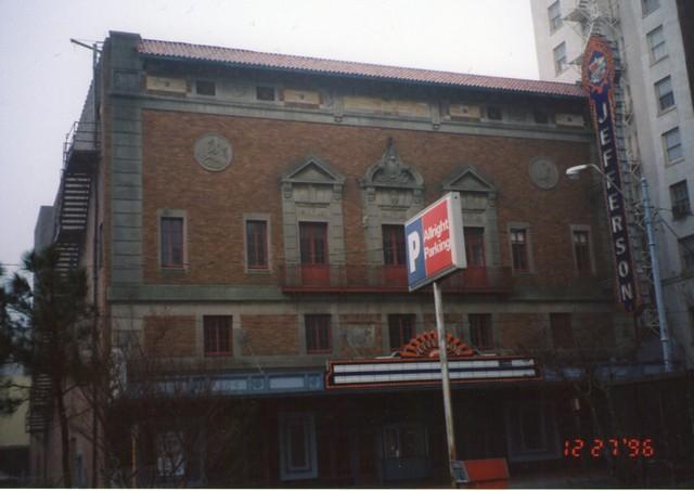 Jefferson Theatre: Beaumont, Texas