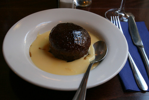Sticky Toffee Pudding | by Eva Rees