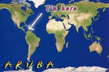 Aruba world map 005 | Desiree1962 | Flickr