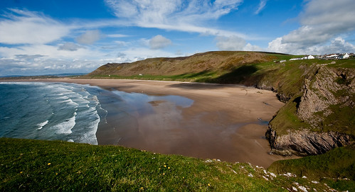 Rhossili Bay | by Travels with a dog and a Camera :)