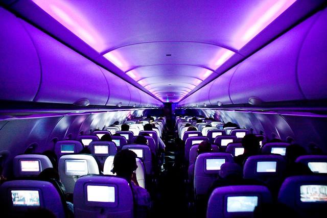 Virgin America, The Best Airline I've Ever Flown