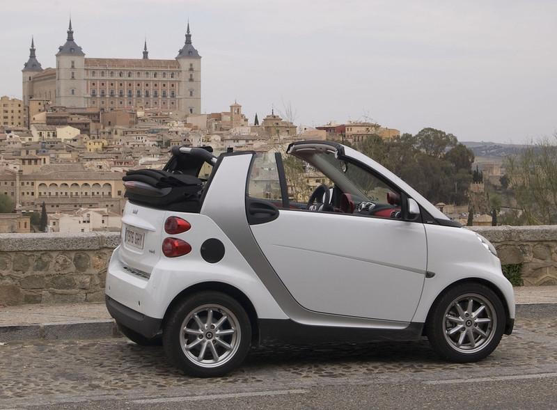 Smart fortwo 52 mhd cabrio