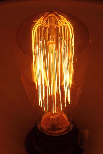 Carbon filament lamp | by Bart Koop-Henzen