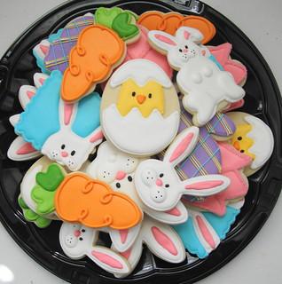 Simple Easter cookies | by SweetSugarBelle