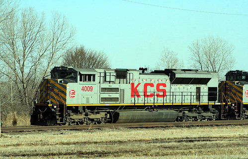 KCS 4009   by therailroadrooster