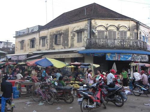 Kratie market | by jan-one