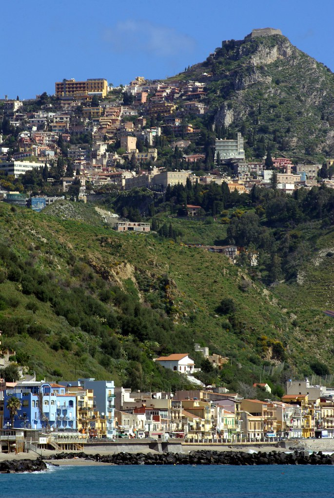 Catania și Palermo – impresii din Sicilia, Forum giardini naxos