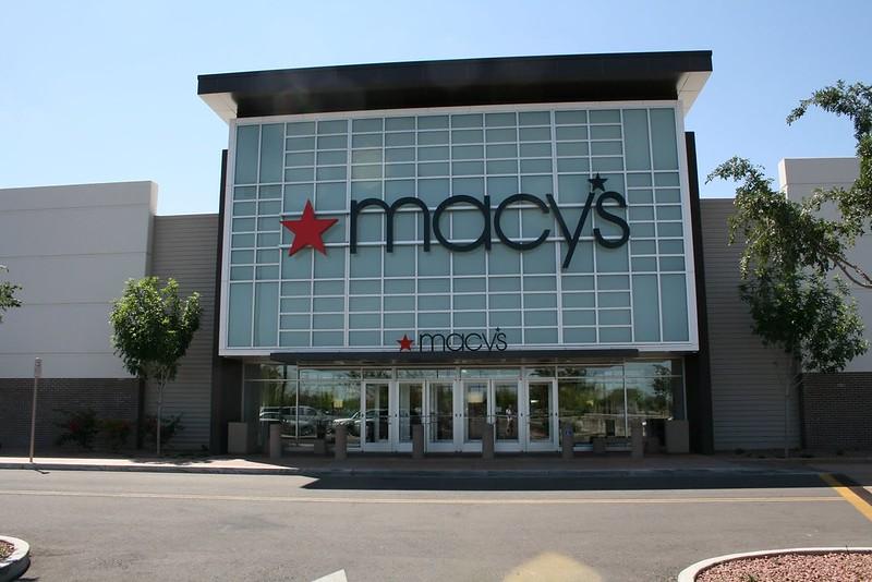 Macy's at San Tan Mall in Gilbert, AZ