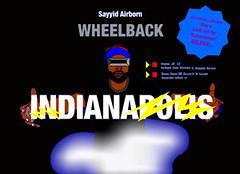 ELECTRICARMS Virtual Tour Mixtape-Indianapolis WHEELBACK   by jbfarrow