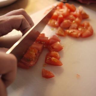The chopping a bit more | by gorriti