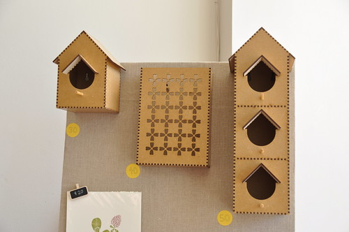Laser cut Birdhouses & Letterbox by Chris | by the workroom