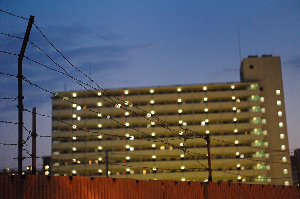 高見 A modern high-rise apartment by arapy