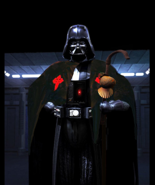 Darth Vader Peregrino