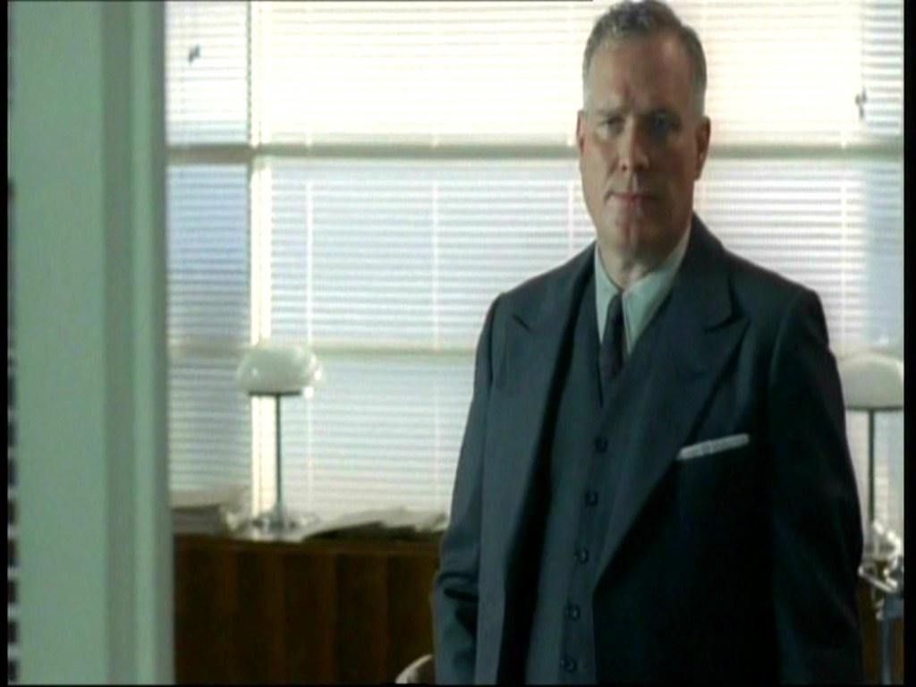 Foyles War as Detective Chief Superintendent Clark | Flickr