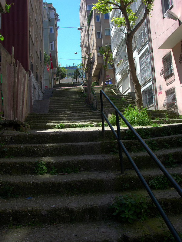 steps and steps and steps and steps and...