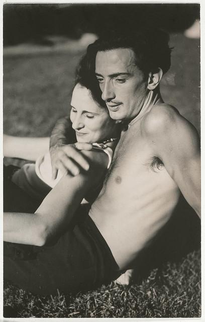 Dalí i Gala, 1933
