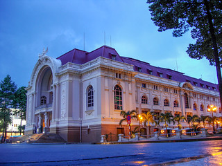 Municipal Theatre (Saigon Opera House) | by Jorge Lascar