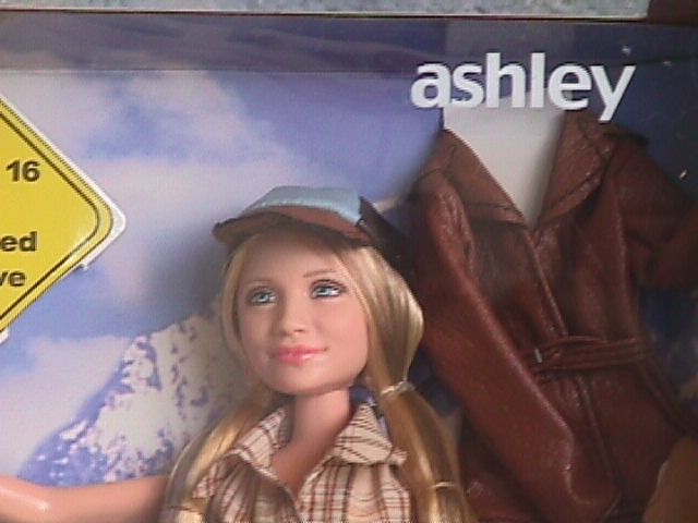 Doll ashley Ashley Breathing