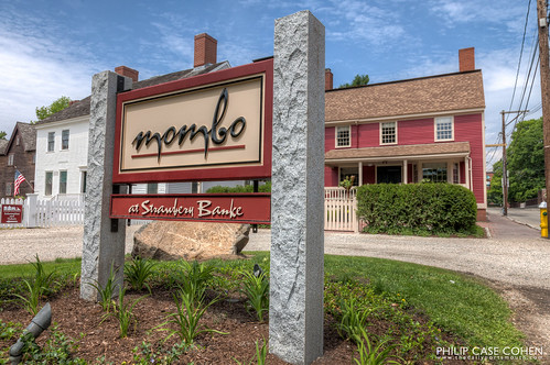 Mombo (The Former Dunaway Restaurant) by Philip Case Cohen