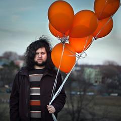Community Balloon - Albany, NY - 10, Mar - 04 by sebastien.barre