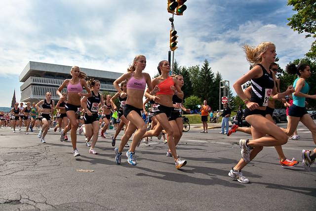 Freihofer's Run for Women - Albany, NY - 10, Jun - 02