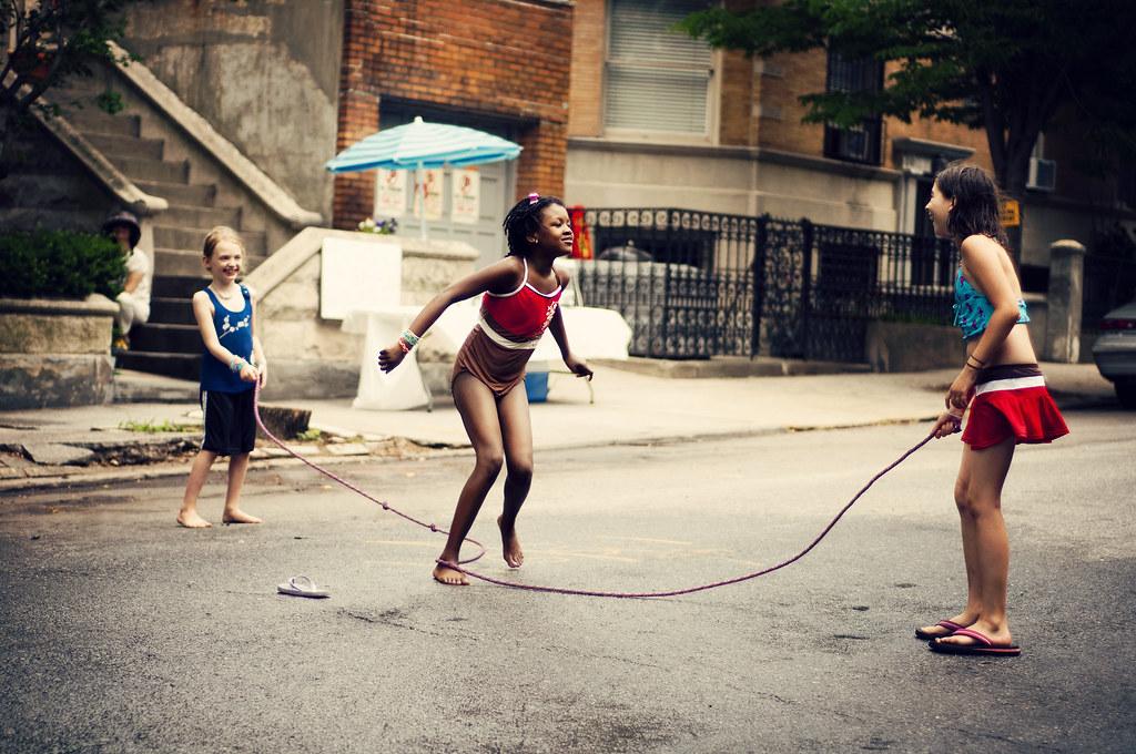 JUMP by David Salafia