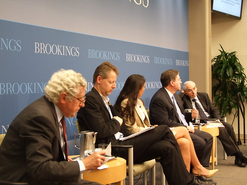 'The 'Foreign Policy of the EU' Panel Discussion at Brookings | by boellstiftung