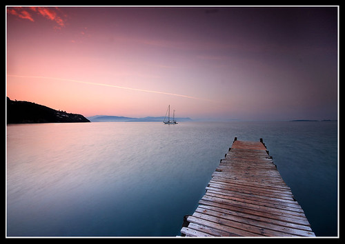 sea beach sunrise canon boat greece sail corfu kerkyra tenger tengerpart ipsos szabo napfelkelte magyarok pirgi vitorlas