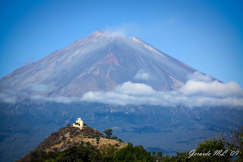 Popocatépetl - San Miguel