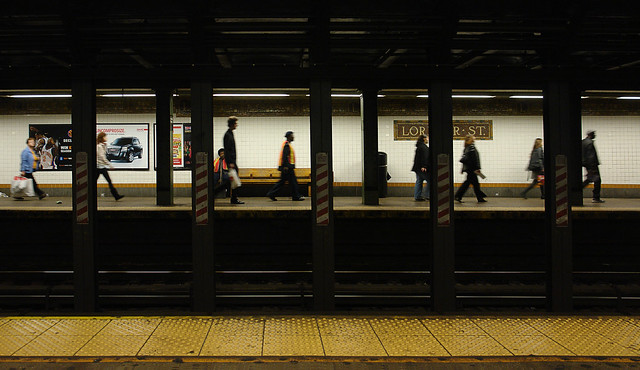 People of the New York Subway