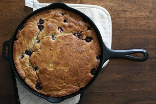 Baking in Cast Iron Skillet | by Chiot's Run
