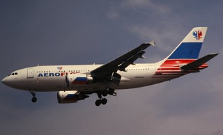 Aeroflot Airbus A310 | by Deanster1983 who's mostly off