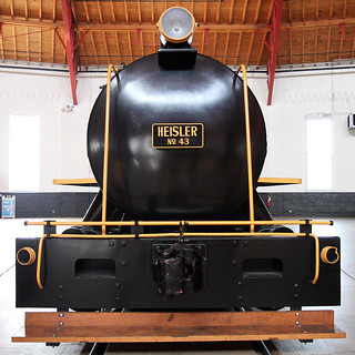 PEPCO Locomotive Front | by Mr.TinDC