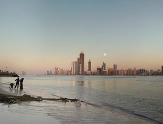 Abu Dhabi - Corniche - 29-01-2010 - 17h55 | by Panoramas