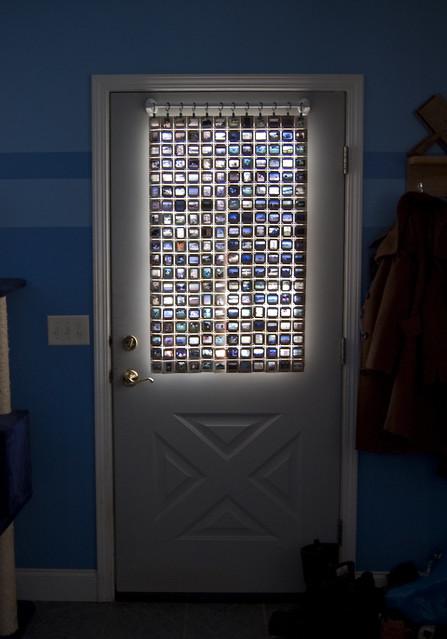 Kodachrome curtains
