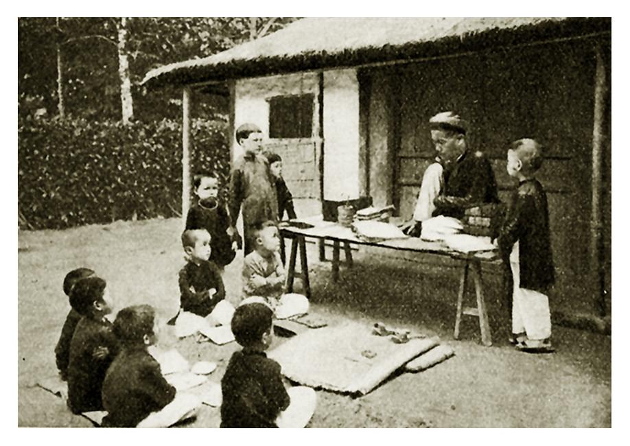Một lớp học của thầy đồ | manhhai | Flickr