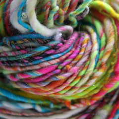 Carnival Prize Art Yarn | by Spun Right Round