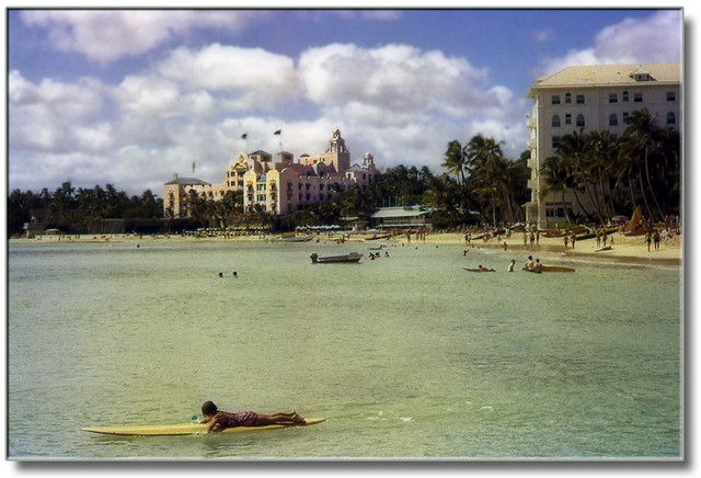 Hawaii in the 1950s