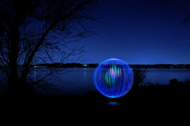 Orb Goes to the Lake - #1280