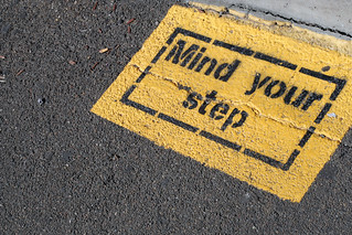 mind your step | by shortformvideo