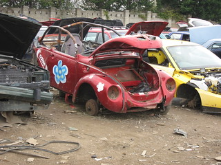 scrapyard challenge vw beetle | by paulb4uk