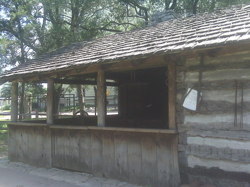 Blacksmith Shop, Old City Park, Dallas | by fables98
