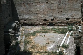 Ostia, Forum Baths (VIII)