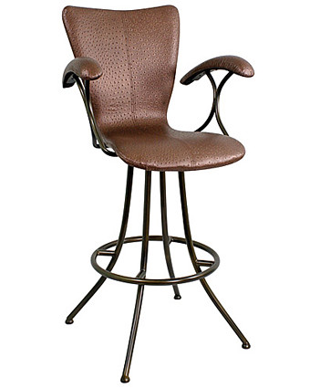 Ostrich Barstool Counter Stool Ostrich Barstool Counter