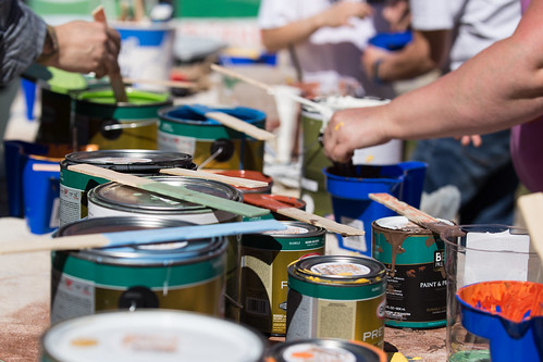 Painting Supplies | by Phil Roeder