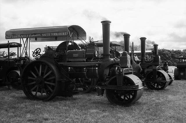 FILM - Sheffield Steam Rally 2017-13