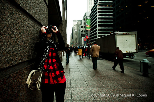 """New York Street Photography   by Miguel A. Lopes """"Migufu"""""""